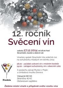 WEB - svěcení vín