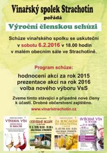 pozvanka 6.2.2016